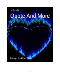 Quote and More by Jeffrey