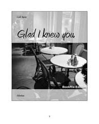 Glad I Knew You by Murray, Leah