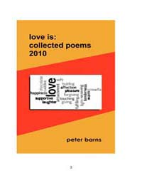 Love is by Barns, Peter