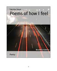 Poems of How I Feel by Stout, Tabitha
