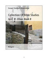 Collection of Bible Studies by C. R. Oli... by