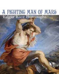 A Fighting Man of Mars by Burroughs, Edgar Rice