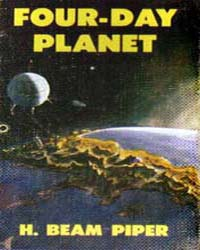 Four-Day Planet by Piper, Henry Beam