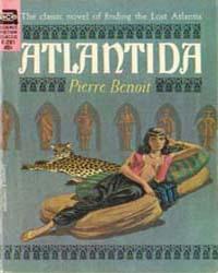 Atlantida by Benoit, Pierre