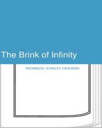 The Brink of Infinity by Weinbaum, Stanley Grauman