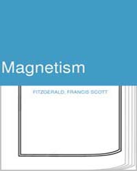Magnetism by Fitzgerald, Francis Scott