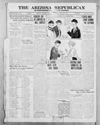 Arizona Republican : Volume 1, Feb 1914 by Republican Pub. Co.