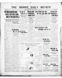 Bisbee Daily Review : May 1912 by Kelly, W.B.