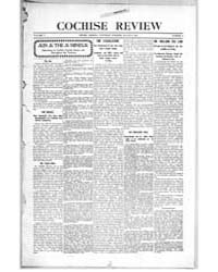 Cochise Review : Mar 1901 by Bisbee News Co.