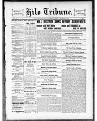 Weekly Hilo Tribune : Dec 1904 by Hilo Tribune Pub. Co.