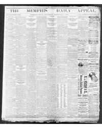 Memphis Daily Appeal. : (Memphis, Tenn.)... Volume 46 by