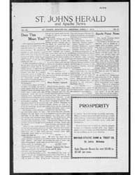 St. Johns Herald and Apache News : April... by Ling, R.