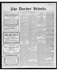 The Border Vidette : Volume 41, May 1917 by Vidette Pub. Co.