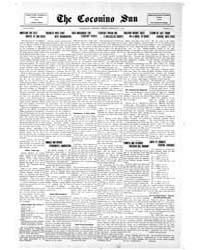 The Coconino Sun : Feb 1915 by Funston, C.M.