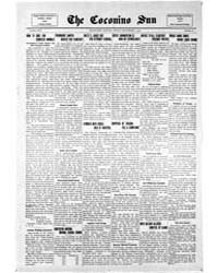 The Coconino Sun : Sep 1914 by Funston, C.M.