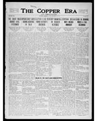 The Copper Era and Morenci Leader : Dec ... by Era Pub. Co.