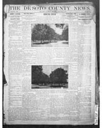 The De Soto County News : Aug 1905 by De Soto Pub. Co.