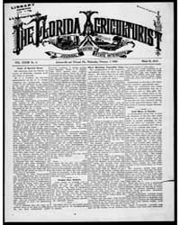 The Florida Agriculturist : Volume 1, Fe... by Kilkoff & Dean