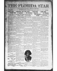 The Florida Star : Jan 1910 by Harmon, S.W.