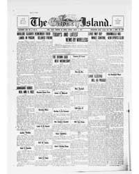 Garden Island War Daily : Aug 1916 by Willard, J.D.