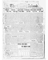 Garden Island War Daily : Jan 1913 by Willard, J.D.