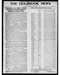 The Holbrook News : Volume 1, Dec 1922 by Sapp, S.