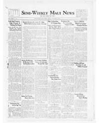 Daily Maui News : Volume 1, Nov 1922 by Robertson, G.B.