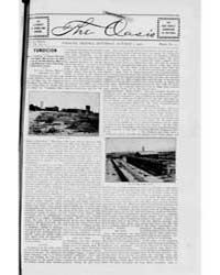 The Oasis : Volume 1, Oct 1907 by Oasis Pub. Co.