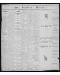 The Phoenix Herald : Volume 3, Nov 1880 by Gosper & McClintock