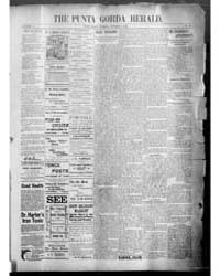 The Punta Gorda Herald : Volume 66, Oct ... by Garrett, Paul K.