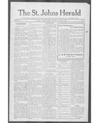 St. Johns Herald and Apache News : Volum... by Waite Bros