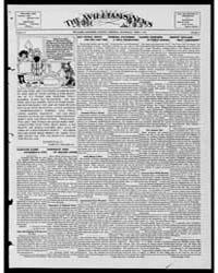 Williams News Microform : Volume 56, Jun... by Wells, F.E.
