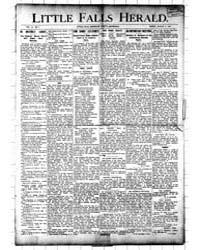 Little Falls Herald Volume 5 by