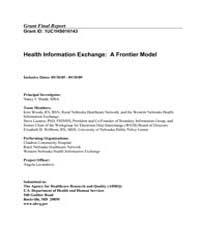 Agency for Healthcare Research and Quali... by Shank, Nancy, C