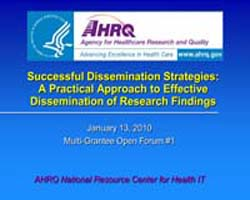 Agency for Healthcare Research and Quali... by Agency for Healthcare Research and Quality Ahrq