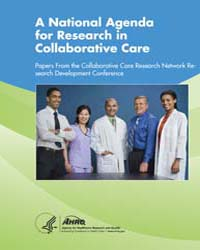 Agency for Healthcare Research and Quali... by Mullican, Charlotte