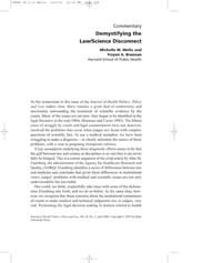Agency for Healthcare Research and Quali... by Mello, Michelle, M.
