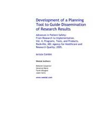 Agency for Healthcare Research and Quali... by Carpenter Deborah
