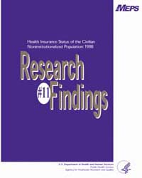 Agency for Healthcare Research and Quali... by Rhoades, Jeffrey A.