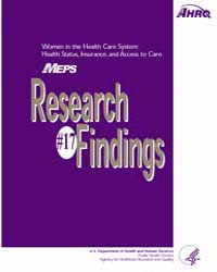 Agency for Healthcare Research and Quali... by Altman, Barbara M.