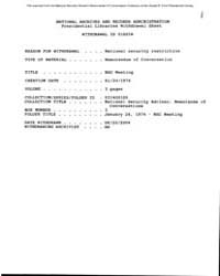 Americas National Archives Journals : Ns... by Americas National Archives