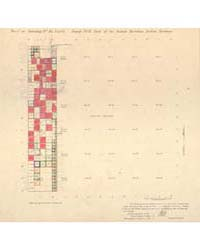 Allotment Map of Part of Township 10 : N... by Department of the Interior Office of Indian Affair...