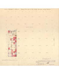 Allotment Map of Part of Township 11 : N... by Department of the Interior Office of Indian Affair...