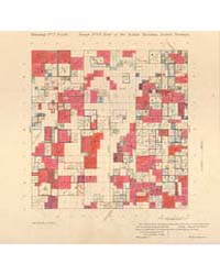 Allotment Map of Township 7 : North of R... by Department of the Interior Office of Indian Affair...