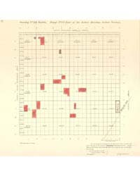 Allotment Map of Township 24 : North 2 o... by Department of the Interior Office of Indian Affair...