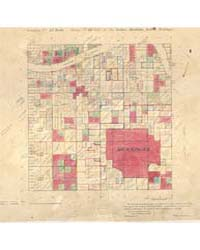 Allotment Map of Township 15 : North of ... by Department of the Interior Office of Indian Affair...
