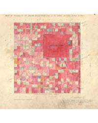 Allotment Map of Part of Township 17 : N... by Department of the Interior Office of Indian Affair...