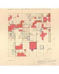 Allotment Map of Township 3 : South of R... by Department of the Interior Office of Indian Affair...
