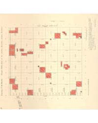 Allotment Map of Township 18 : North of ... by Department of the Interior Office of Indian Affair...