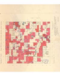Allotment Map of Township 5 : North of R... by Department of the Interior Office of Indian Affair...